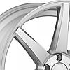 Литые диски VOSSEN CV7 Silver Polished (R20x9 PCD5x112 ET32 HUB66.56), фото 2