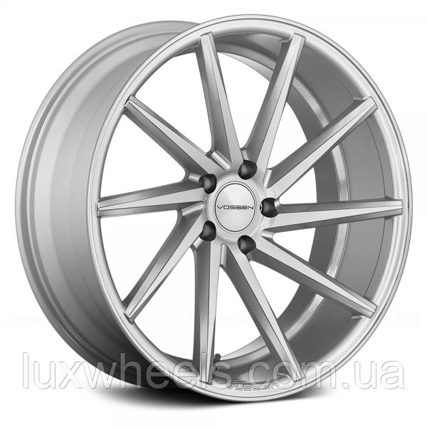 Диски VOSSEN CVT Mettalic Gloss Silver (R19x10 PCD5x120 ET55 HUB72.56)