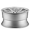Литые диски VOSSEN CVT Mettalic Gloss Silver (R20x9 PCD5x120 ET42 HUB72.56), фото 4