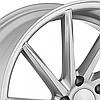 Литые диски VOSSEN CVT Mettalic Gloss Silver (R20x10.5 PCD5x120 ET55 HUB72.56), фото 2