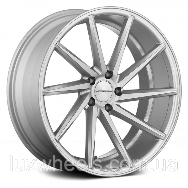 Оригинальные диски VOSSEN CVT Mettalic Gloss Silver (R20x10.5 PCD5x114,3 ET45 HUB73.1)
