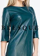 Платье  синие с кружевом