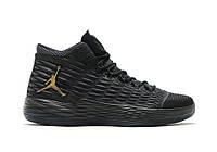 Баскетбольные кроссовки Nike Air Jordan Melo M13 Black/Grey
