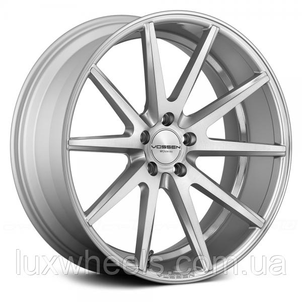 Колесные диски VOSSEN VFS1 Silver Brushed (R20x10.5 PCD5x112 ET42 HUB66.56)