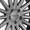 Авто диски VOSSEN VFS2 Gloss Graphite (R19x9.5 PCD5x112 ET40 HUB66.5), фото 3
