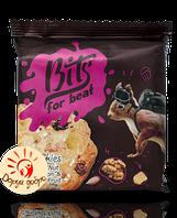 """Печенье сдобное """"Bits"""" Ореховое совершенство с цукатами, 50 гр."""