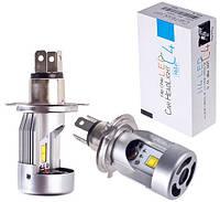 Автомобильные LED лампы Pulso (C4)(H4)(P43T)(6000K)(25W)(12V)