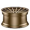 Авто диски VOSSEN VFS2 Satin Bronze (R20x10.5 PCD5x120 E42 HUB72.56), фото 4