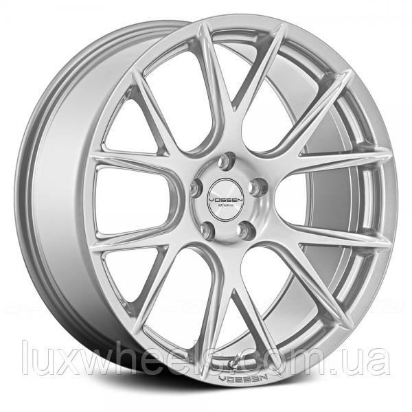 Диски VOSSEN VFS-6 Mettalic Gloss Silver (R20x10.5 PCD5x120 ET42 HUB72.56)