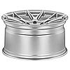 Диски VOSSEN VFS-6 Mettalic Gloss Silver (R20x10.5 PCD5x120 ET42 HUB72.56), фото 3