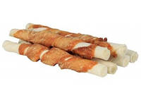 TRIXIE Denta Fun Жевательные палочки для собак, куриное филе, 12см, 70г, 6шт