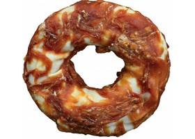Жевательное кольцо для собак TRIXIE - Denta Fun, курица, 10см, 110г