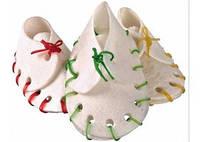 TRIXIE DoggyBits Съедобные башмаки для собак, 100г, 10шт