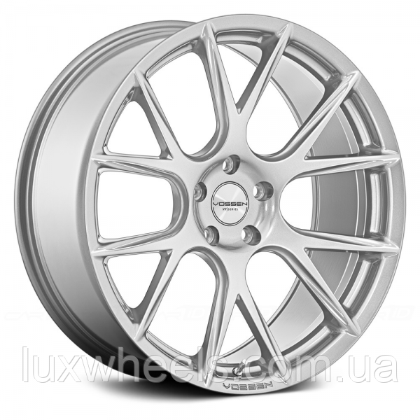 Литые диски VOSSEN VFS-6 Mettalic Gloss Silver (R20x10.5 PCD5x112 ET42 HUB66.56)
