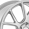 Литые диски VOSSEN VFS-6 Mettalic Gloss Silver (R20x10.5 PCD5x112 ET42 HUB66.56), фото 2