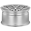 Литые диски VOSSEN VFS-6 Mettalic Gloss Silver (R20x10.5 PCD5x112 ET42 HUB66.56), фото 3