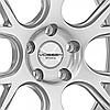 Литые диски VOSSEN VFS-6 Mettalic Gloss Silver (R20x10.5 PCD5x112 ET42 HUB66.56), фото 4