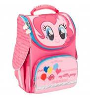 """Рюкзак каркасный """"Kite""""  Little Pony -3 1LP17-501S-3"""