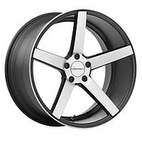 Литые диски VOSSEN CV3 Matte Black Machined Face (R19x8.5 PCD5x112 ET45 HUB66.56)