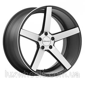 Оригинальные диски VOSSEN CV3 Matte Black Machined Face (R20x9 PCD5x120 ET20 HUB72.56)
