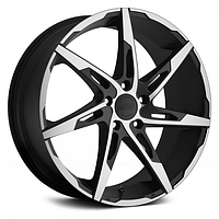 Диски AMERICAN RACING AR900 Satin Black with Machined Face (R20x8.5 PCD5x114.3 ET42)