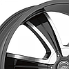 AMERICAN RACING AR894 Gloss Black with Machined Face (R20x8.5 PCD5x114.3/127 ET35 HUB72.6), фото 2