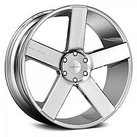 Оригинальные диски KMC KM690 Chrome (R22x9 PCD5x150 CB111 ET30)