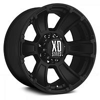 Оригинальные диски XD Series XD796 Matte Black (R20x9 PCD6x139.7 ET18)