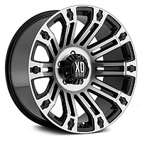 Диски XD Series XD810 Gloss Black with Machined Face (R20x9 PCD6x139.7 ET18)