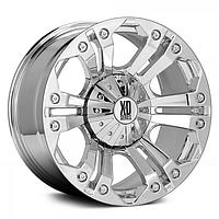 Оригинальные диски XD Series XD778 Chrome (R22x9.5 PCD5x150 ET35)