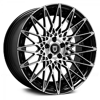Диски LEXANI CCS16 Gloss Black with Machined Face (R20x10 PCD5x120 ET42 HUB74.1)