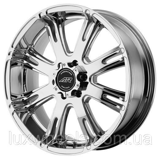 AMERICAN RACING AR708 Chrome (R18x9 PCD6x139.7 ET20)