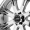 AMERICAN RACING AR708 Chrome (R18x9 PCD6x139.7 ET20), фото 2