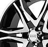 AMERICAN RACING AR893 Gloss Black/Machined (R20x8.5 PCD6x139.7 ET15), фото 2