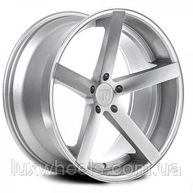 ROHANA RC22 Machine Silver (R20x9 PCD5x112 ET35 HUB66.6)