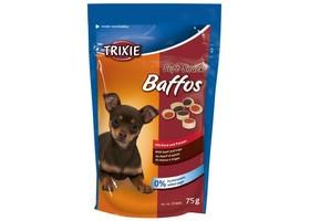 Лакомство TRIXIE Baffos для собак, говядина-желудок, 75г