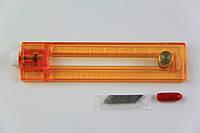 Циркульный нож NT Cutter C-400P для вырезания отверстий в бумаге, пленке размером от 2 до 15 см. Made in Japan