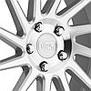 NICHE SURGE Silver (R20x8.5 PCD5x112 ET34 HUB66.6), фото 3