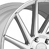 NICHE SURGE Silver (R20x8.5 PCD5x112 ET34 HUB66.6), фото 4