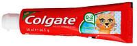 Зубная паста Colgate Anticavity Toothpaste со вкусом клубники до 2 лет 50 ml