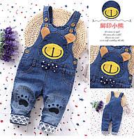 Комбинезон детский джинсовый GT01