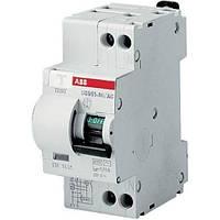 Дифавтомат ABB DS951 AC-B16 / 30mA