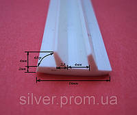 Профиль силиконовый термостойкий, фото 1