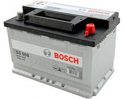 Автомобильный Аккумулятор Bosch 53 БОШ 53 Ампер (Ваз Ланос Иномарки) BO 0092S30041