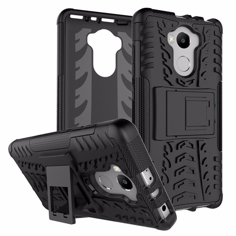 Чехол Armor для Xiaomi Redmi 4 Prime / Redmi 4 Pro / Redmi 4 противоударный бампер черный