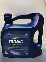 Масло моторное ARAL Super Tronic 5W30 4л