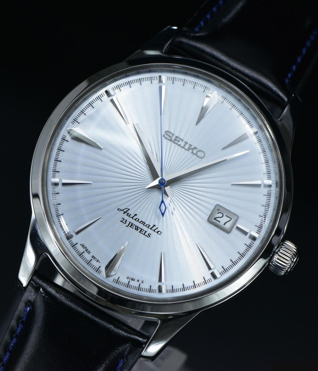 Часы Seiko SARB065 Automatic 6R15 (ВНУТРИЯПОНСКИЕ)