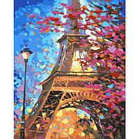 Картины по номерам 40 х 50 см. Краски Парижа.