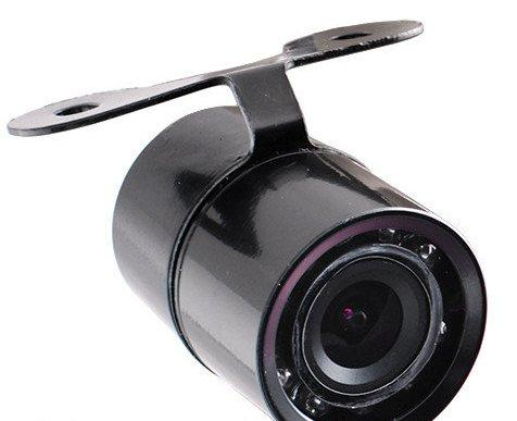 Универсальная видеокамера заднего вида syx-014 с ИК подсветкой, фото 1