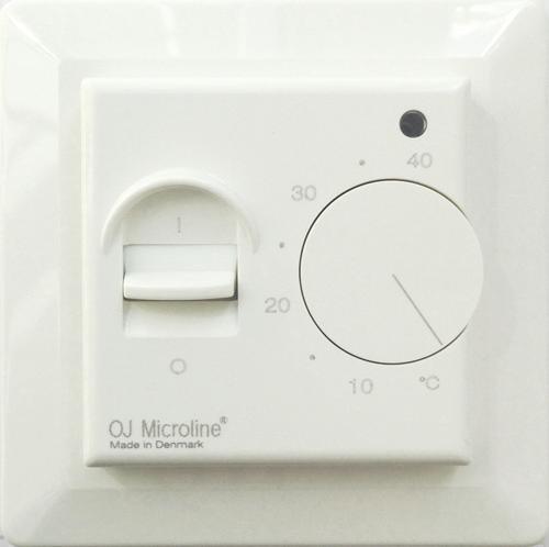 Терморегулятор для теплого пола OJ Electronics MTN-1991